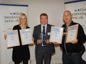 Scottish Mentoring Network awards 2015