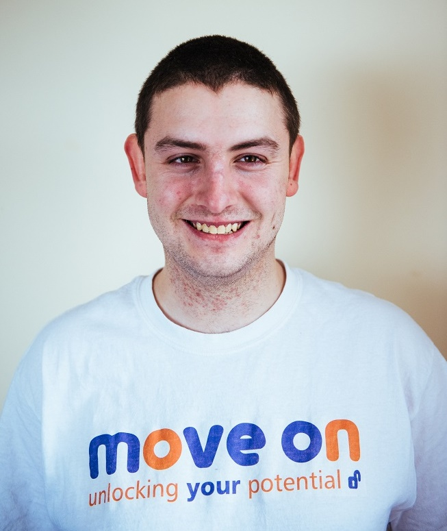 Stephen - one of our Community Jobs Scotland trainees