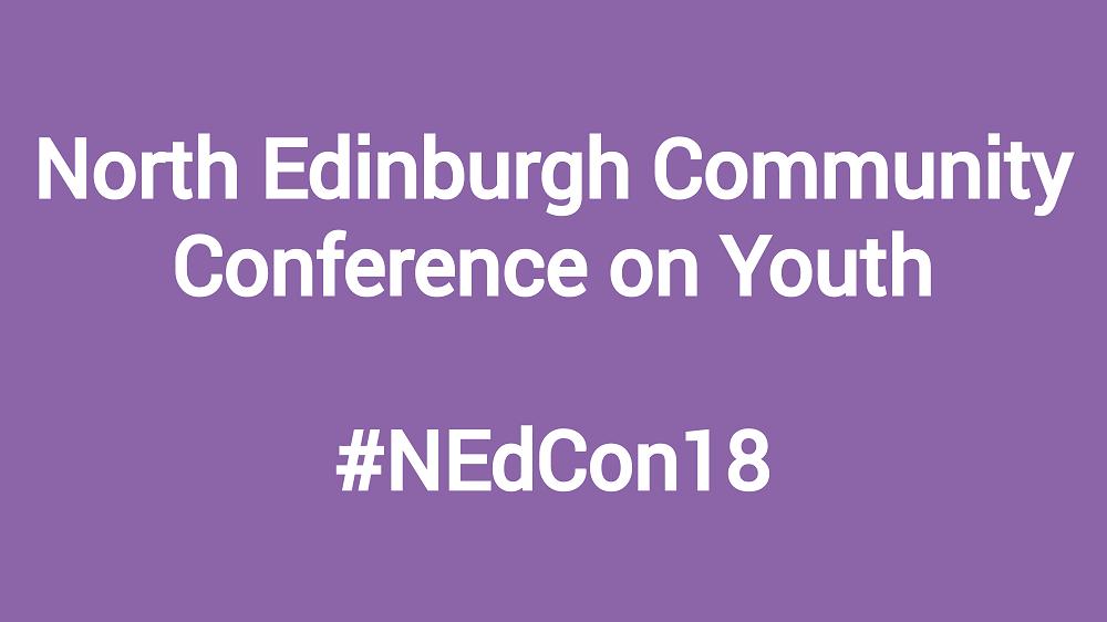 North Edinburgh Community Conference on Youth