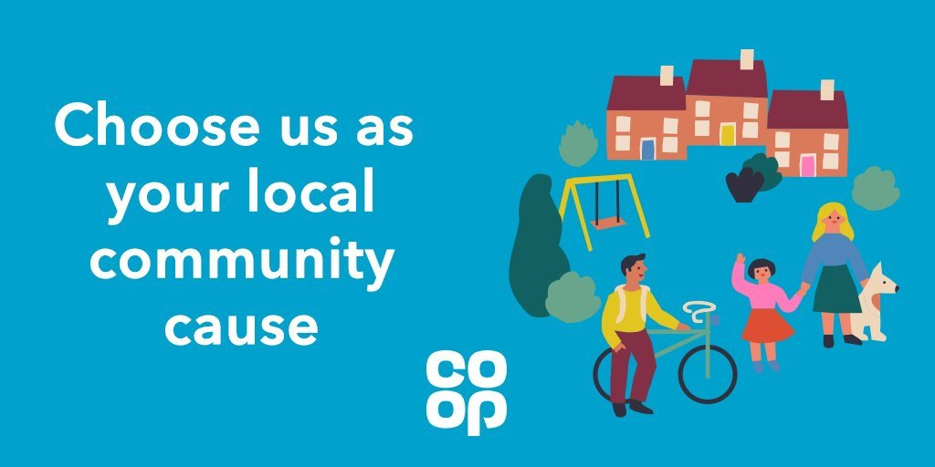 Choose Move On as your Co-op local cause