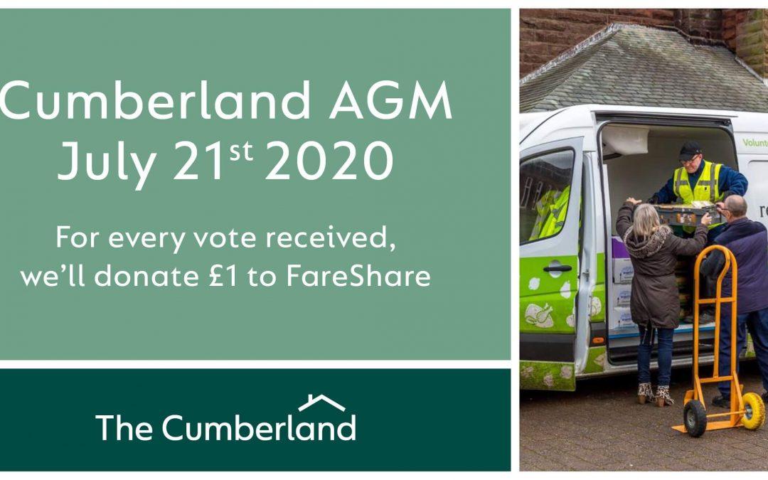 The Cumberland AGM vote