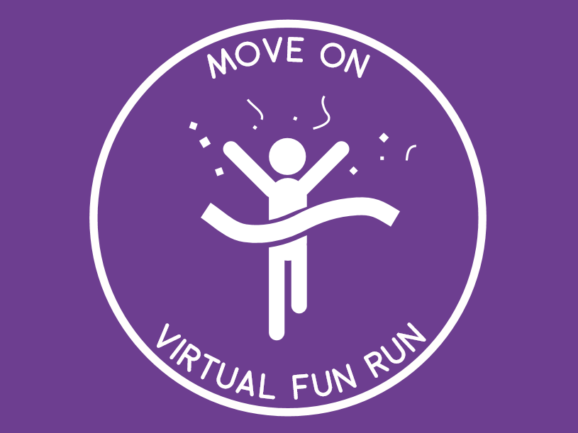 Be part of our virtual fun run