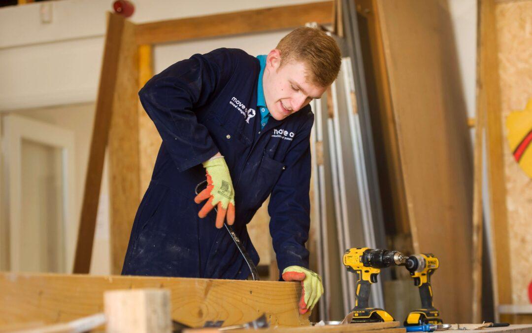 Employability training for 18+ year olds